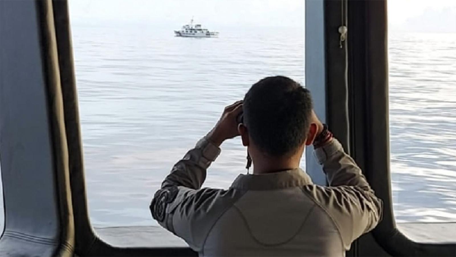 Indonesia, Philippines tăng cường lực lượng ở Biển Đông đối phó với Trung Quốc