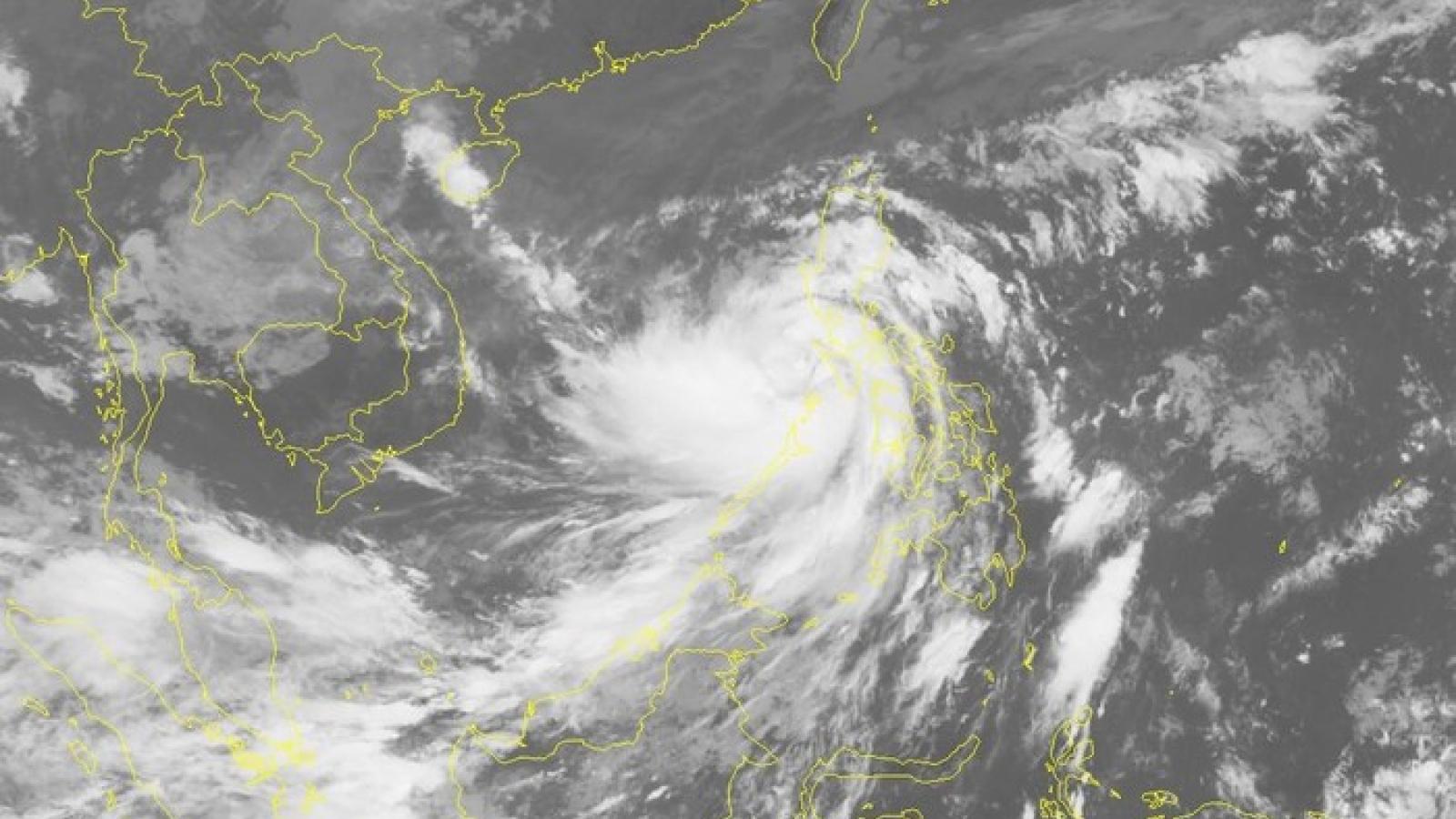Công điện khẩn gửi các tỉnh khu vực Tây nguyên ứng phó bão số 9