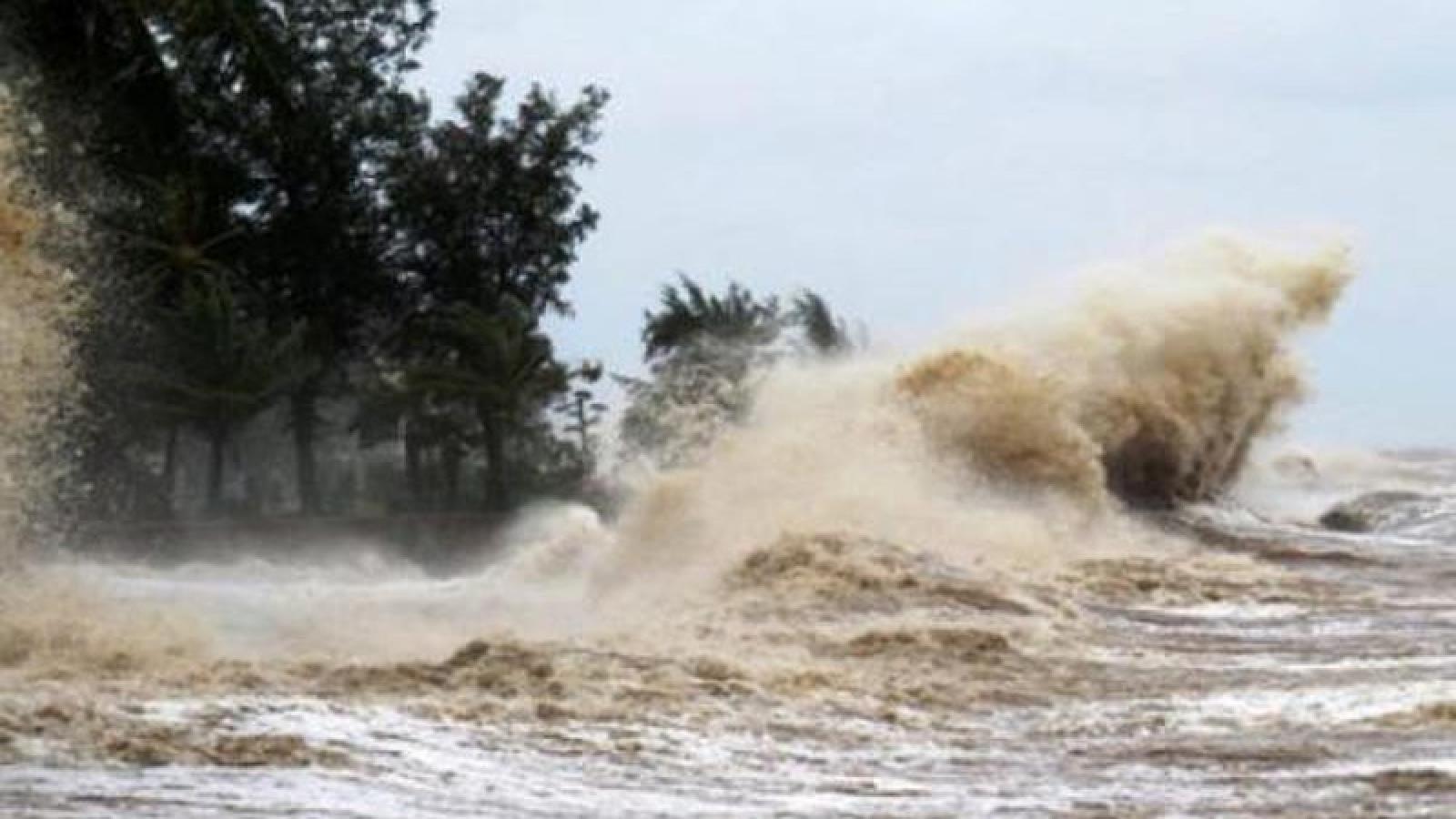 Thời tiết ngày 27/10: Bão số 9 đổ bộ miền Trung với gió giật rất mạnh kèm mưa lớn