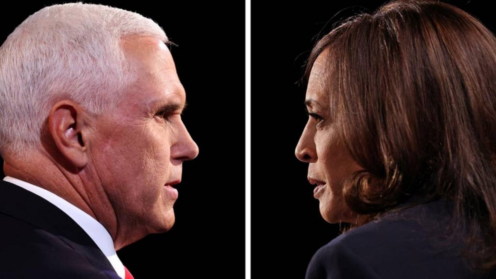 Dư luận về cuộc đối đầu giữa 2 ứng viên Phó Tổng thống Mỹ 2020