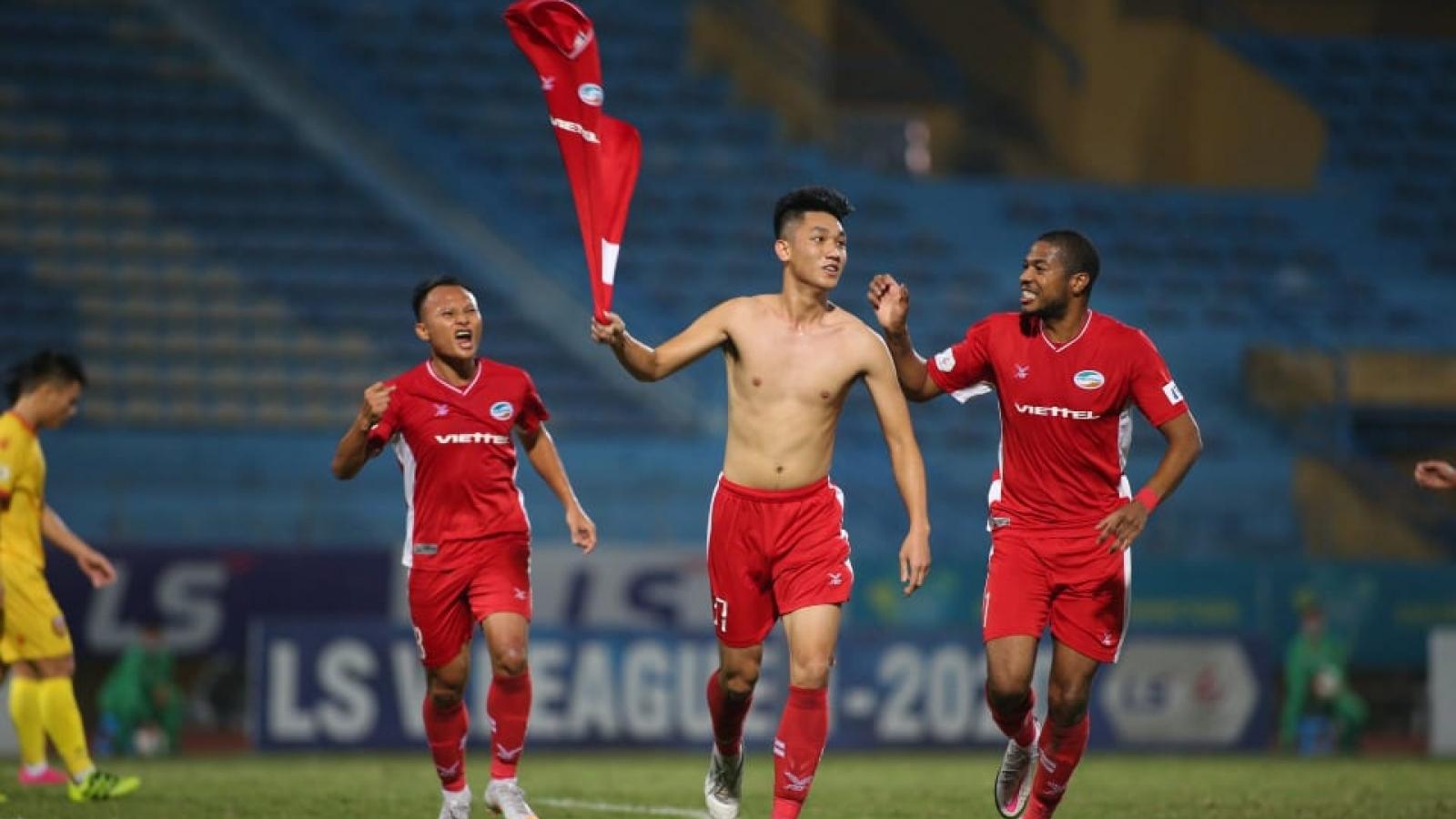 """5 điểm nhấn vòng 4 GĐ II V-League 2020: HAGL lại thua, Hà Nội FC chờ """"đại chiến"""" Viettel"""