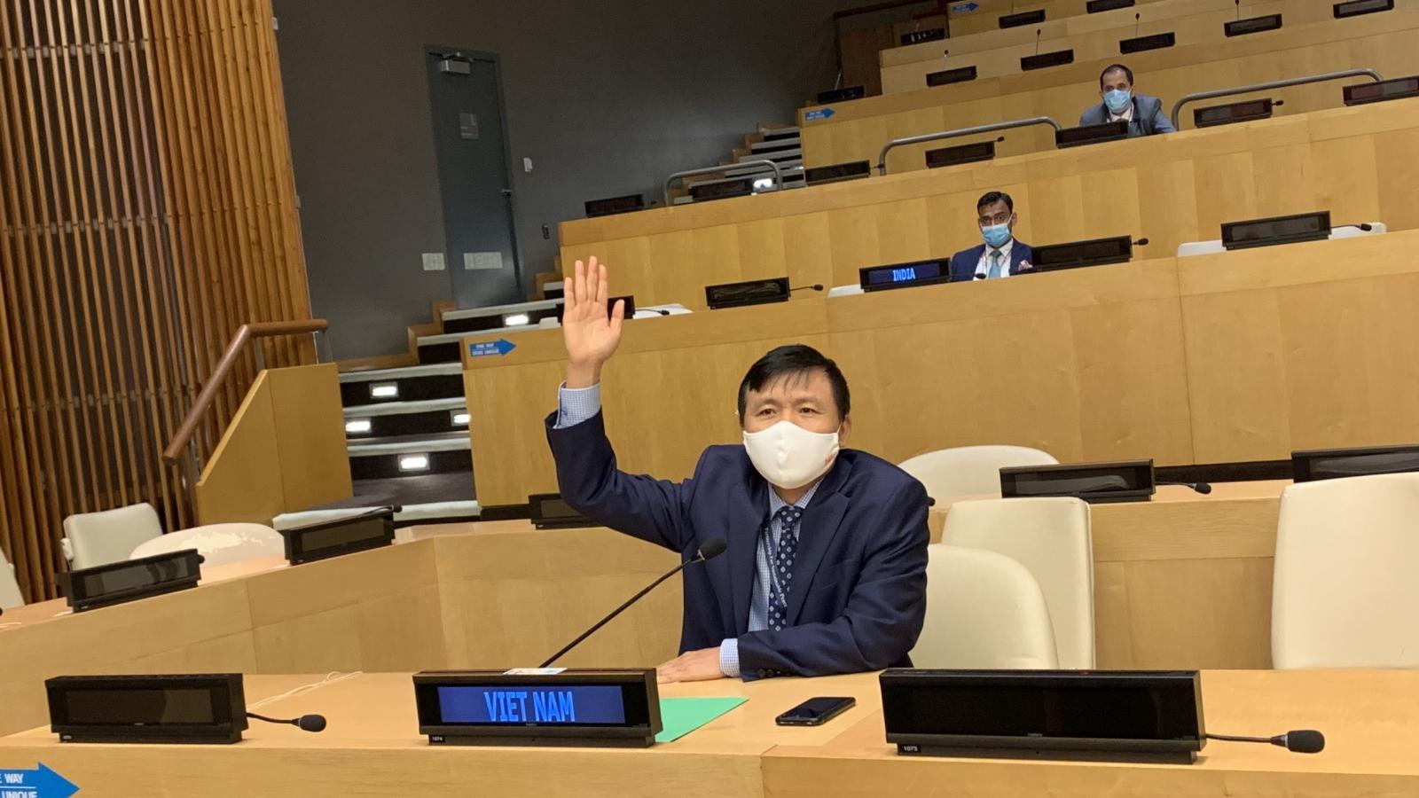 Hội đồng Bảo an LHQ họp kín về tình hình Cao nguyên Golan, Việt Nam nêu lập trường