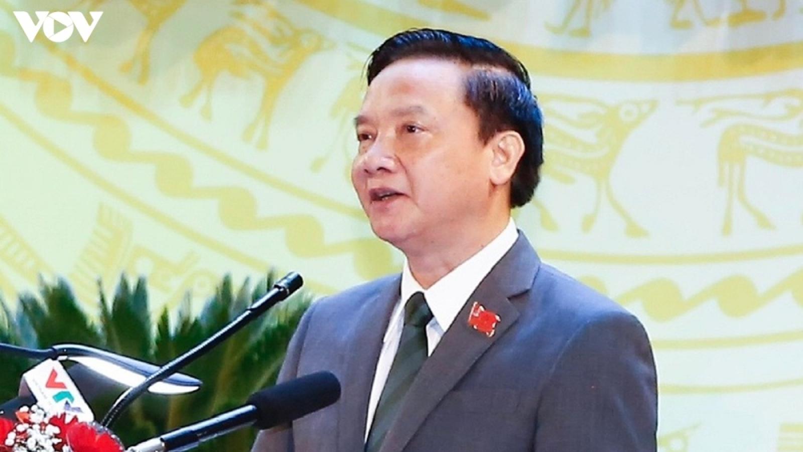 Bí thư Tỉnh ủy Khánh Hòa và 3 Phó Bí thư trúng cử với số phiếu 100%