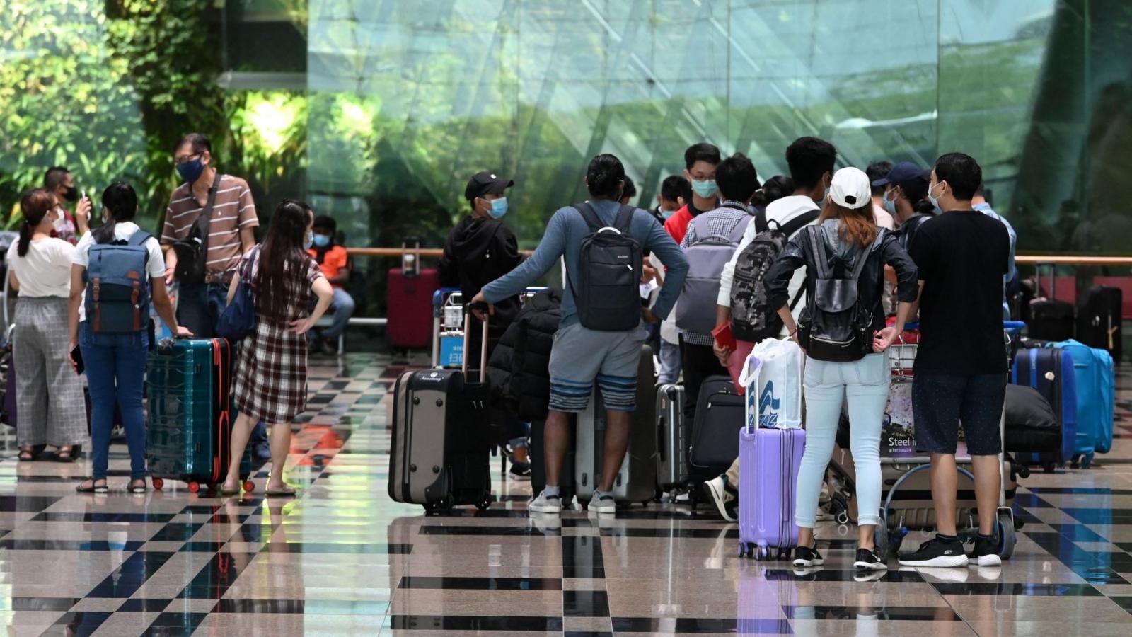 Indonesia thiết lập hành lang đi lại với Singapore