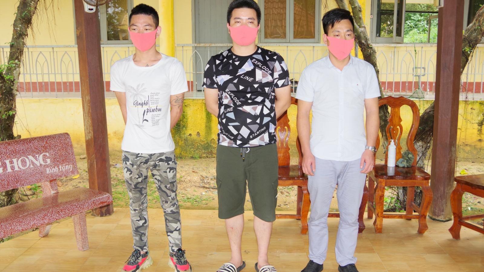 Truy tìm 3 người trốn khỏi khu cách ly tập trung tại Đồng Tháp
