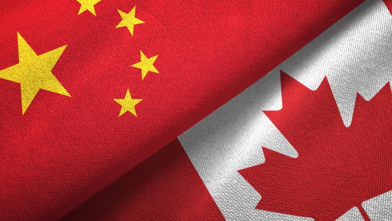 Canada hối thúc NATO theo dõi Trung Quốc ở Biển Đông