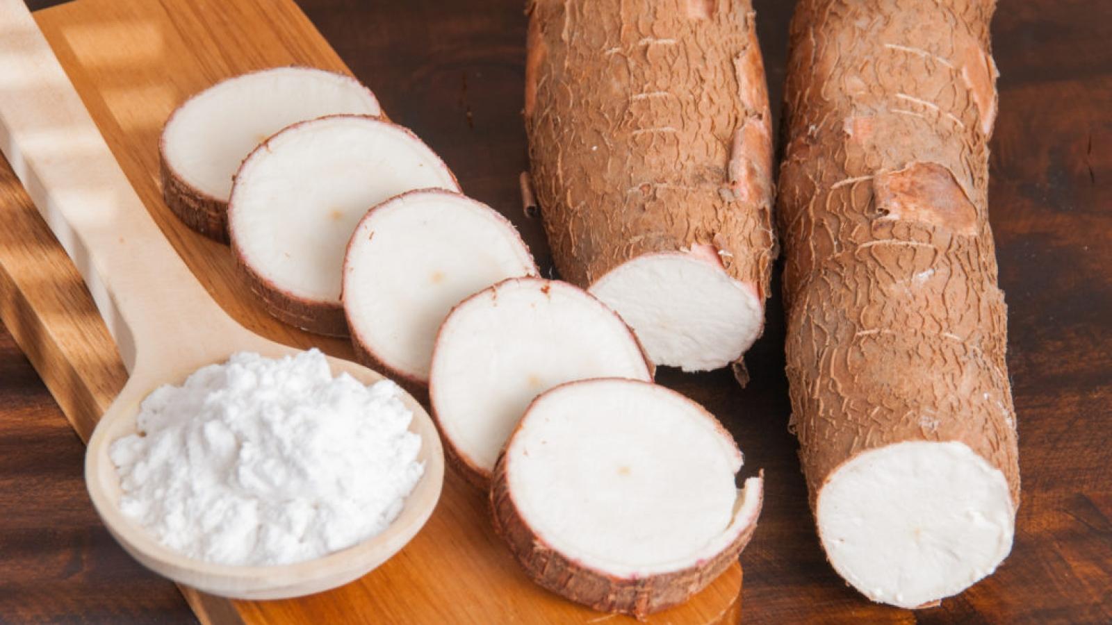 Cassava exports enjoy 12.1% surge over nine months