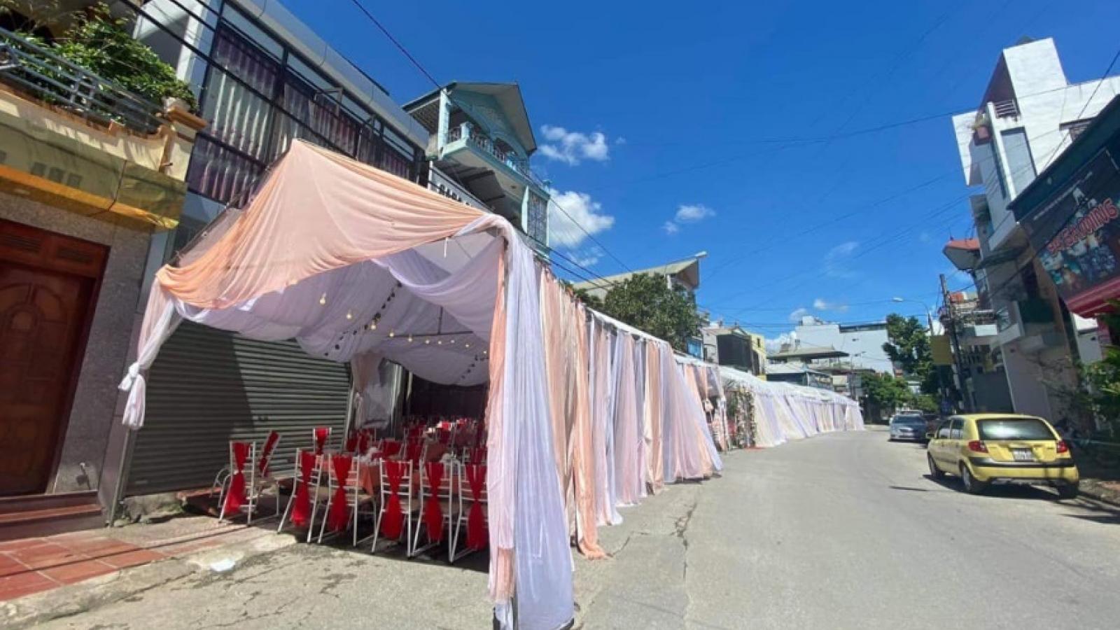 """Khó xử lý hình sự vụ """"bỏ bom"""" 150 mâm cỗ cưới ở Điện Biên"""