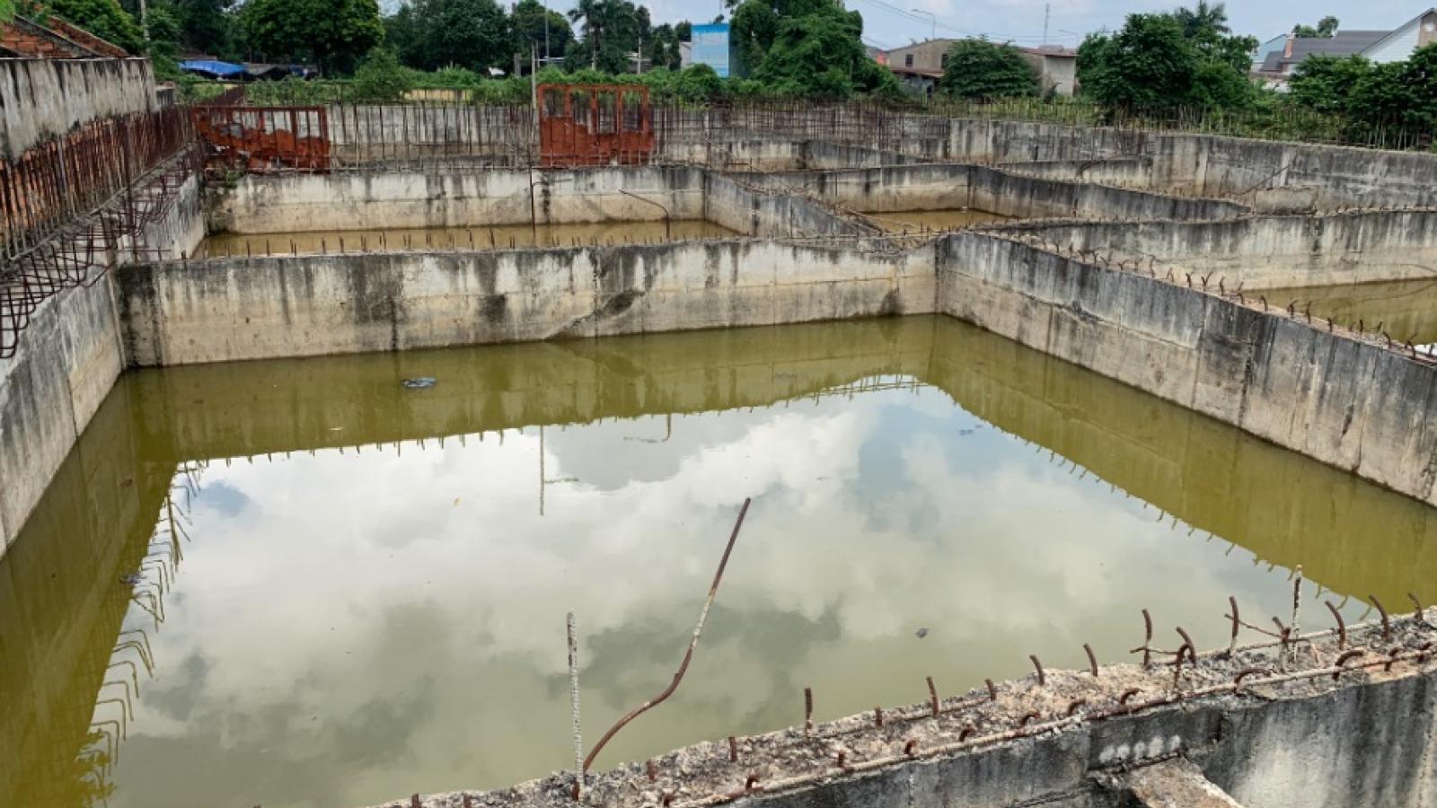 """Đắk Lắk phục hồi điều tra về khu xử lý nước thải hàng chục tỷ """"đắp chiếu"""""""