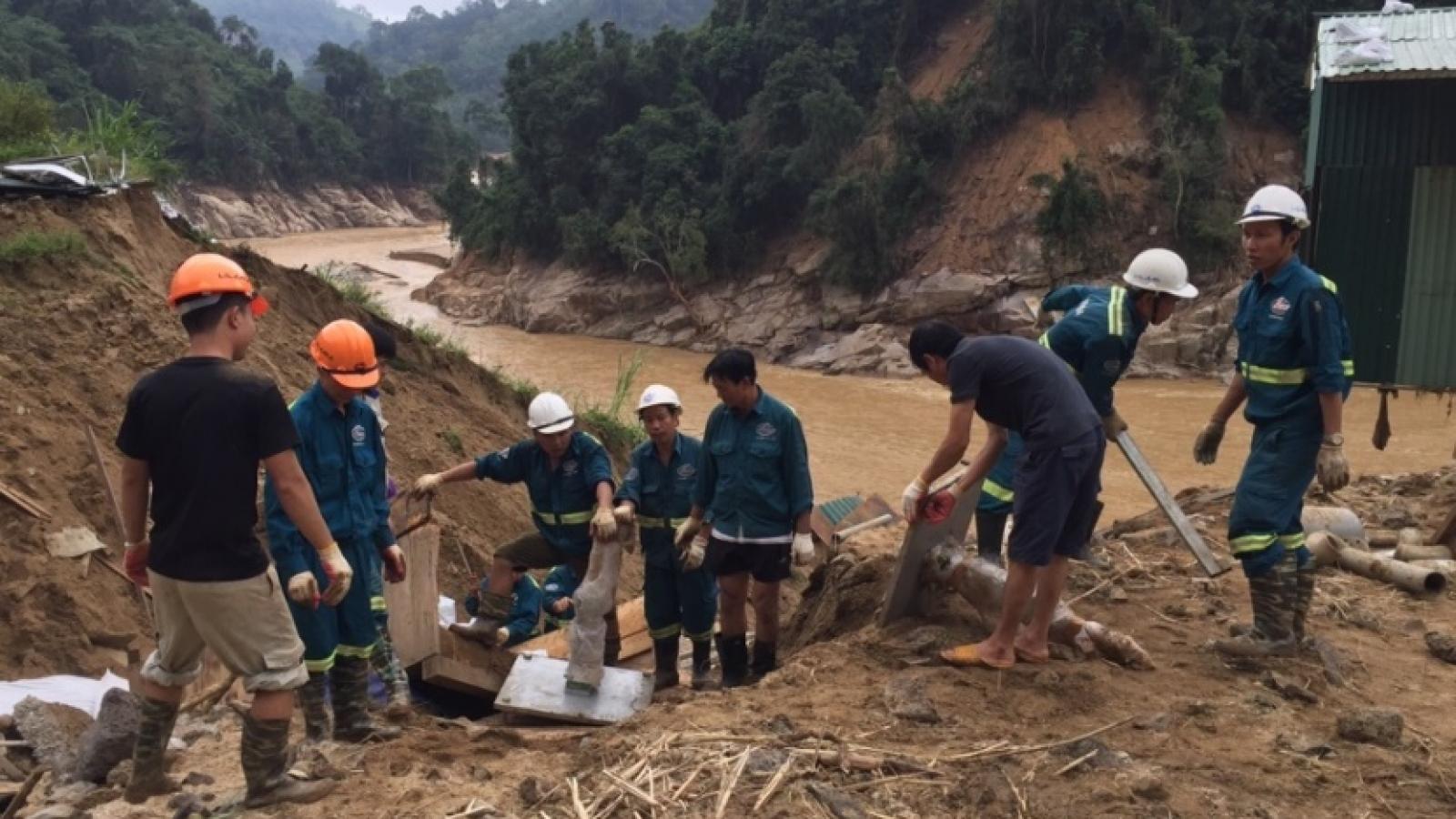 92 người chết, bị thương và mất tích sau bão số 9 tại Quảng Nam