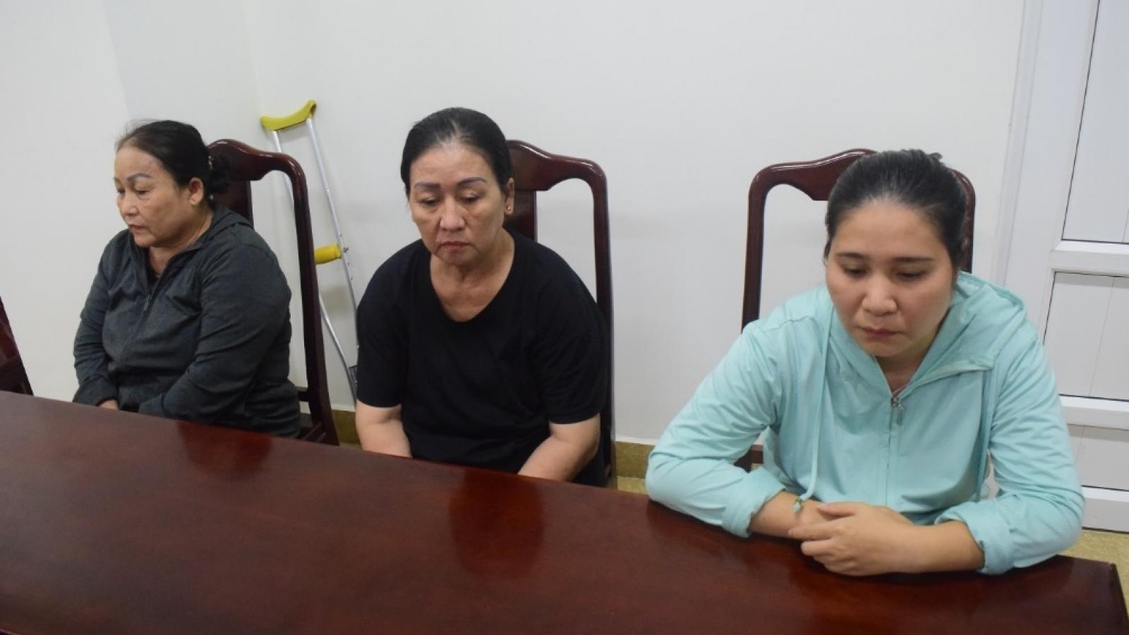 5 người trong gia đình sử dụng ô tô đi trộm cắp liên tỉnh