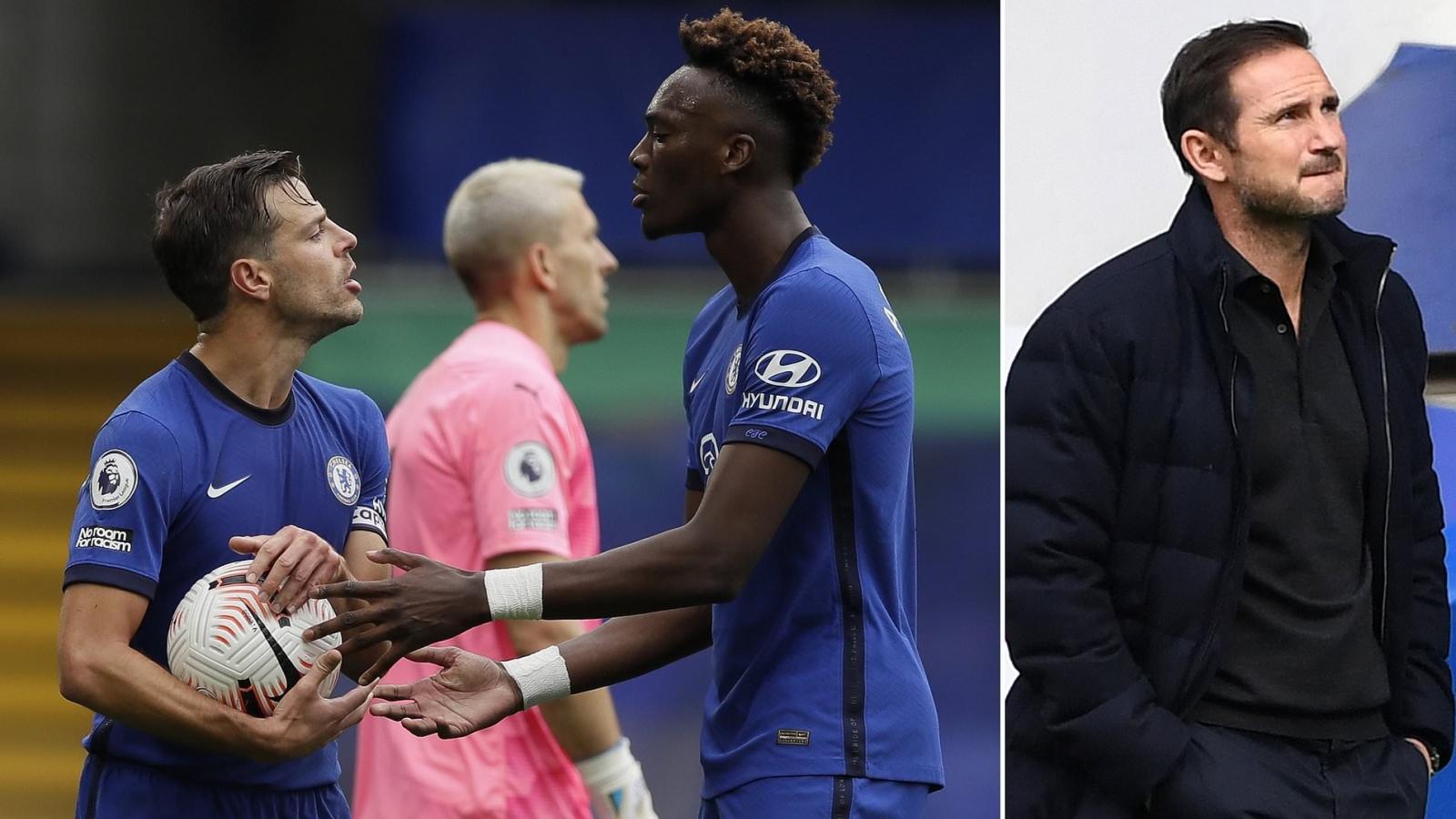 """Tranh đá penalty với đàn anh, sao trẻ Chelsea nhận cái kết """"đắng lòng"""""""