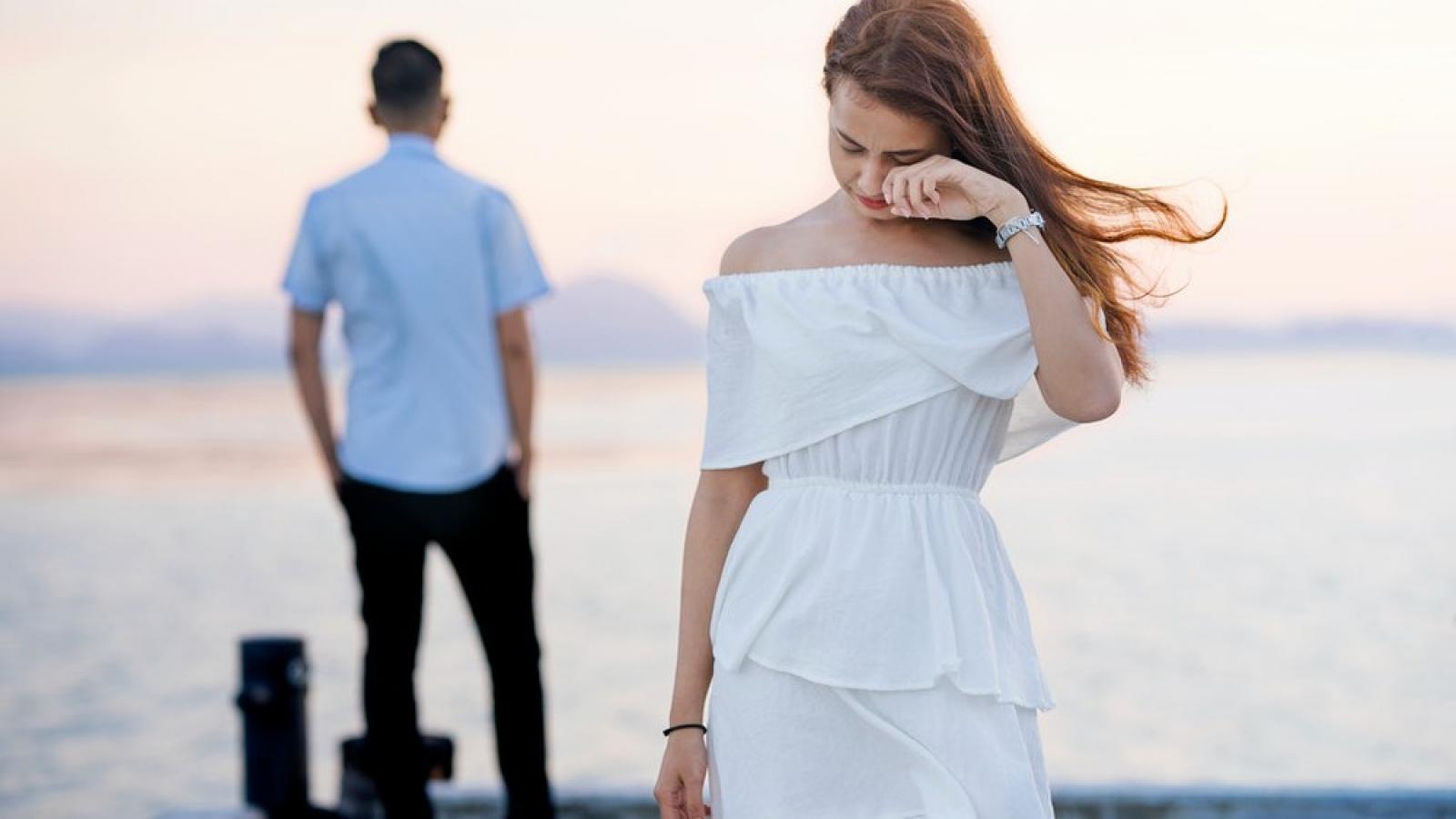8 lý do khiến chàng không còn quan tâm đến bạn
