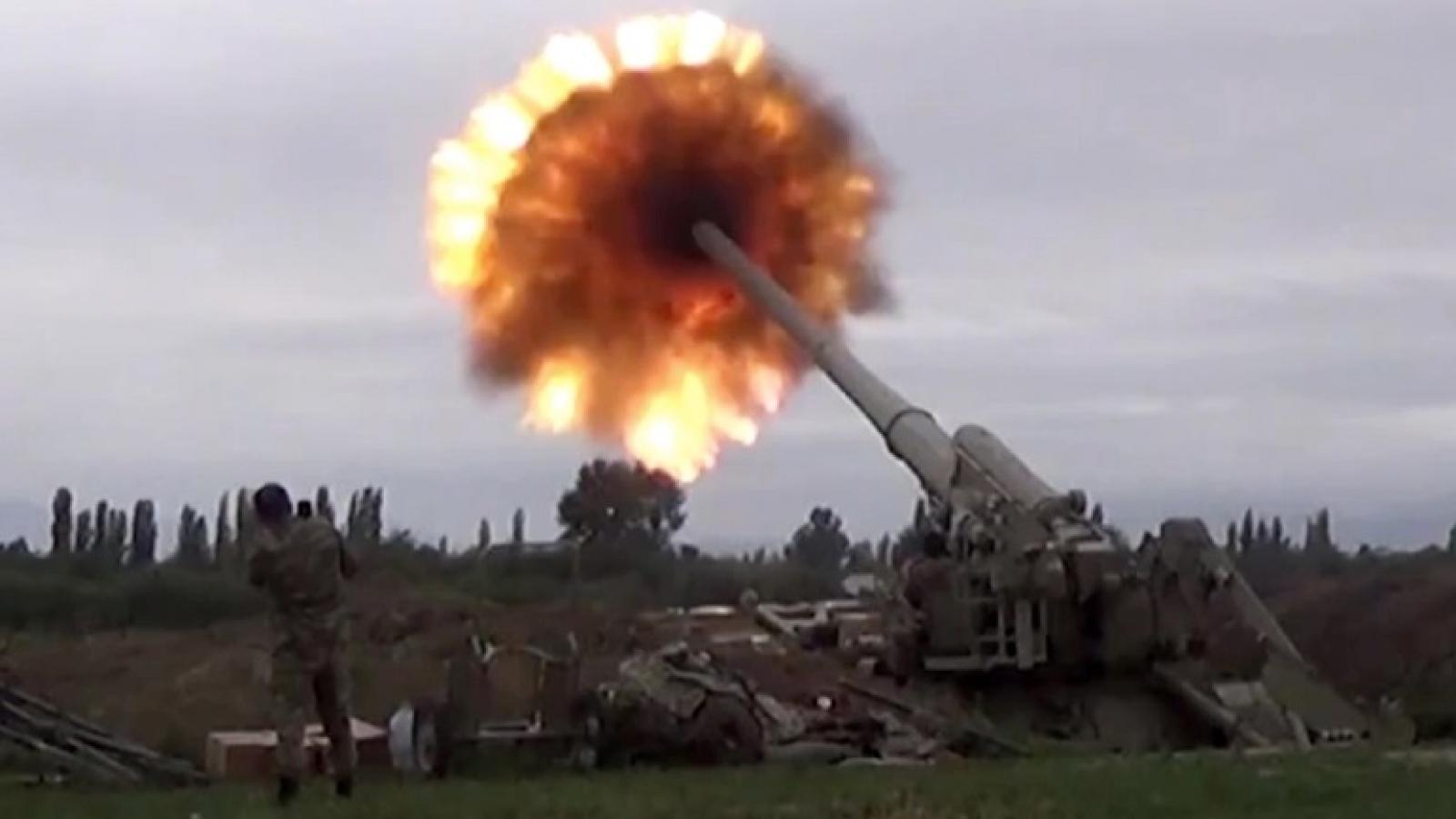 Xung đột Nagorno-Karabakh: Hạ nhiệt hay bùng phát thành ngọn lửa lớn?