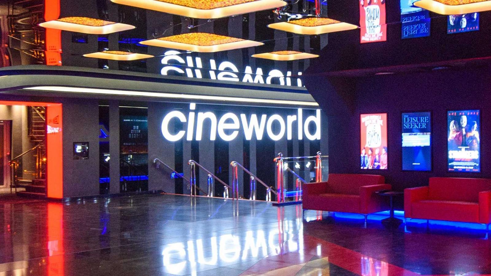 Cineworld đóng cửa hàng trăm rạp chiếu phim–cú đánh lớn với ngành điện ảnh