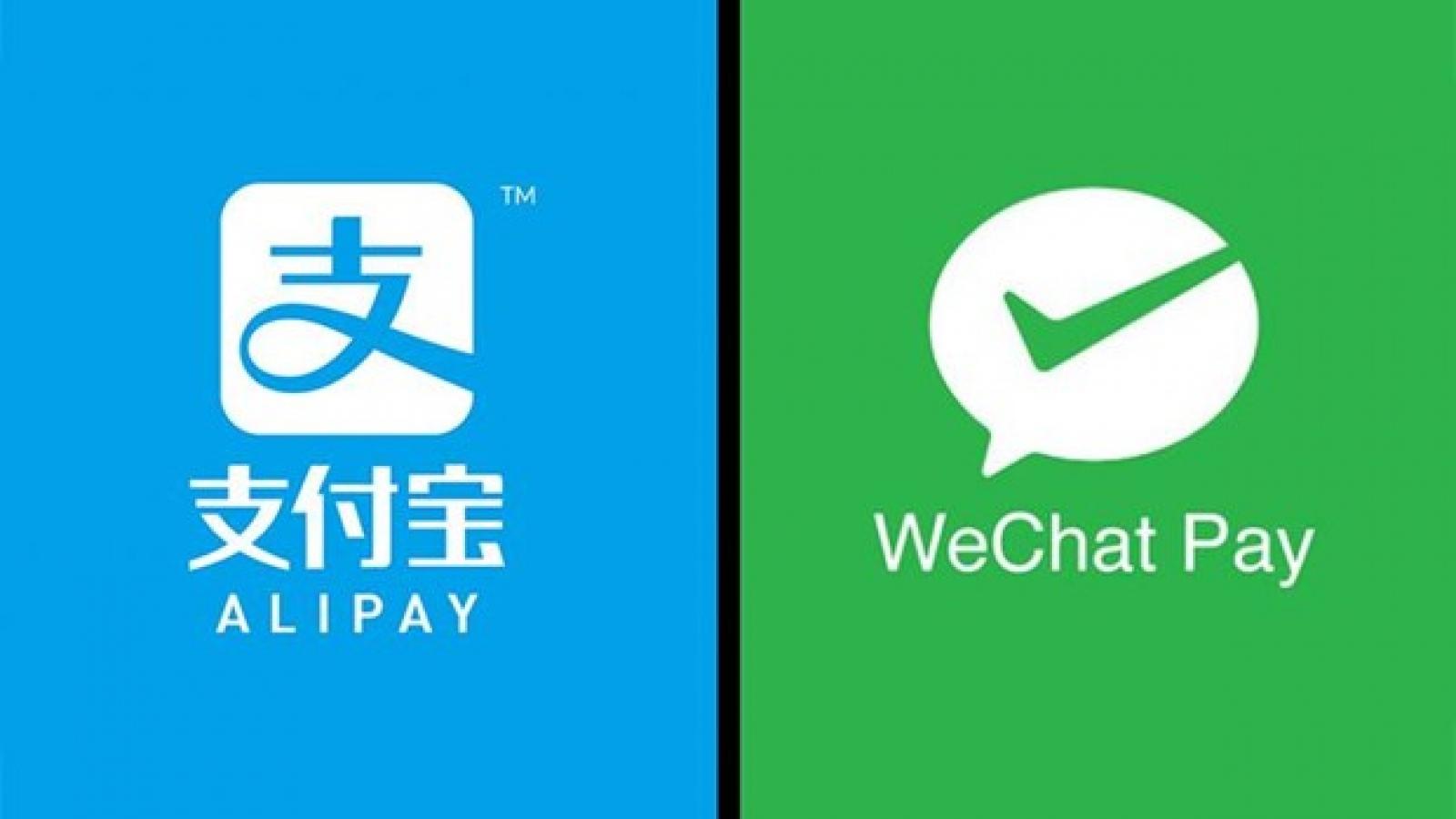 """Trung Quốc gọi Mỹ là """"cướp biển thời hiện đại"""" sau khi đe dọa hạn chế WeChat Pay và Alipay"""