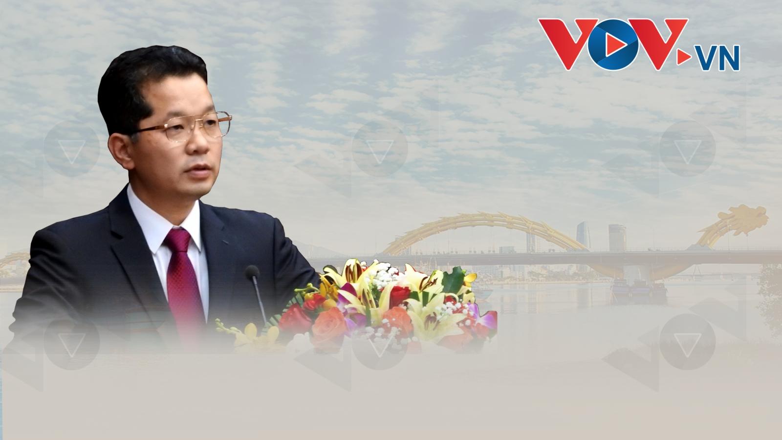 Chân dung tân Bí thư Thành ủy Đà Nẵng Nguyễn Văn Quảng