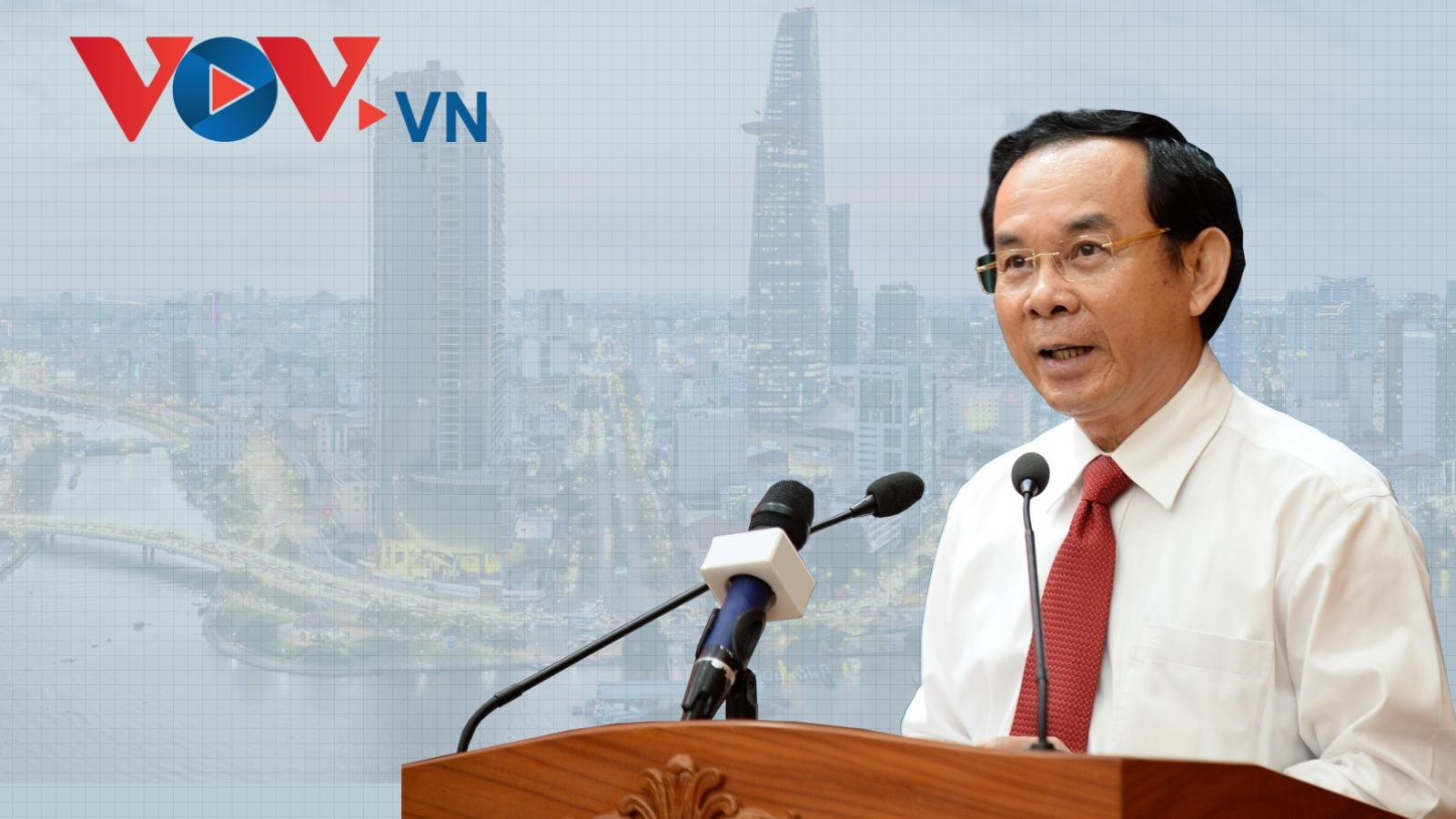 Quá trình công tác của ông Nguyễn Văn Nên