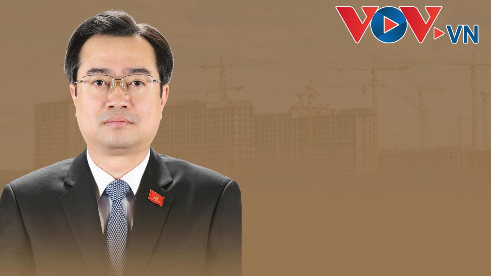 Chân dung ông Nguyễn Thanh Nghị, Thứ trưởng Bộ Xây dựng