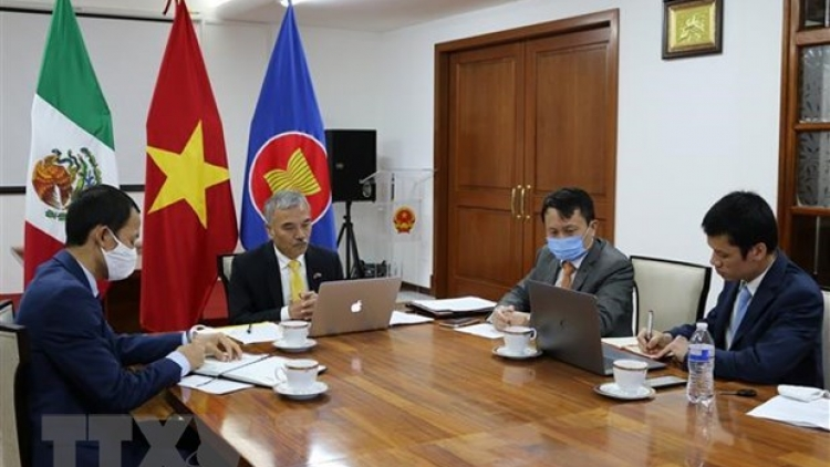 CPTPP presents new trade opportunities to Vietnam, Mexico: Insiders
