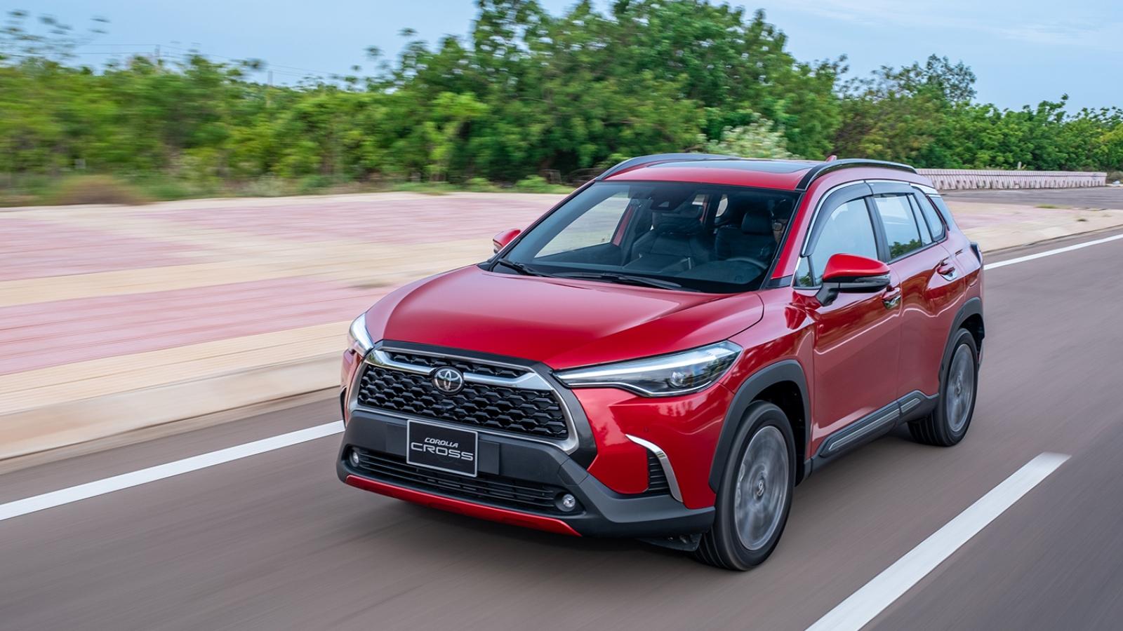 Cơ hội trải nghiệm các mẫu xe SUV của Toyota
