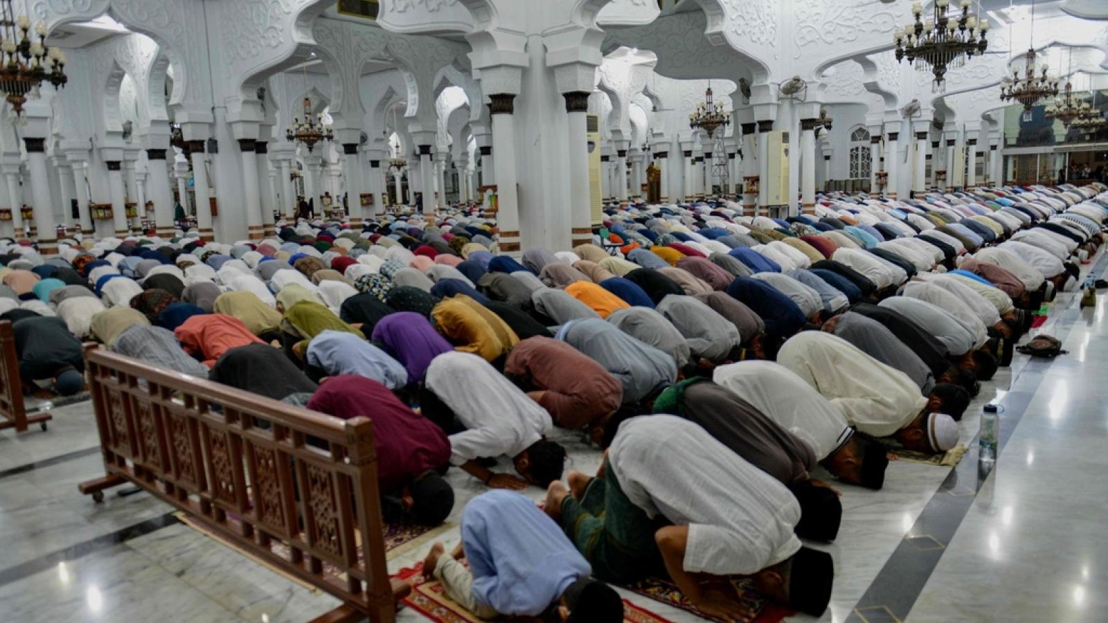Ma-Rốc mở lại hoạt động cầu nguyện vào thứ Sáu tại các nhà thờ Hồi giáo