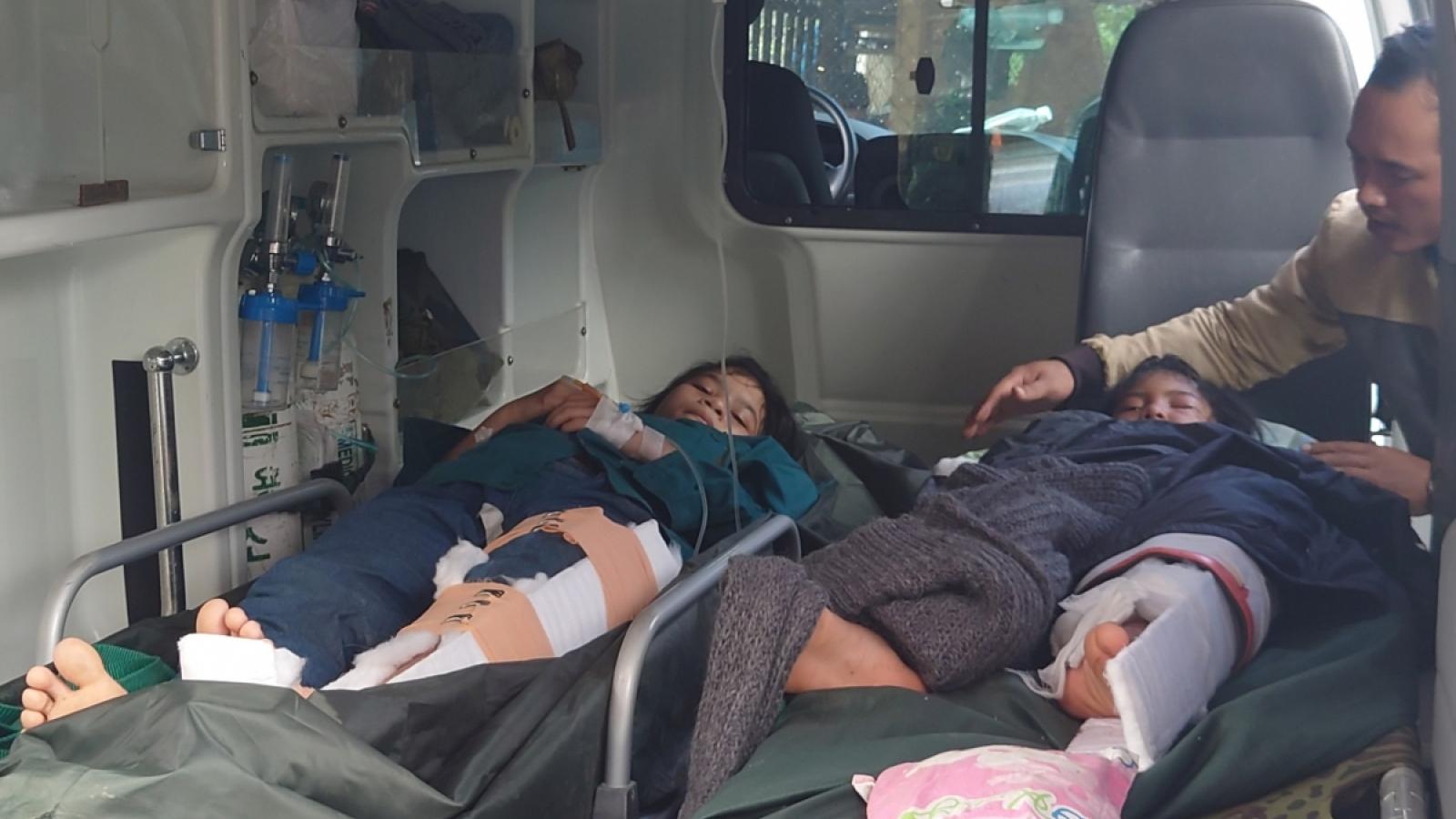 Thủ tướng chia buồn với các gia đình có người thân thiệt mạng do sạt lở ở Quảng Nam