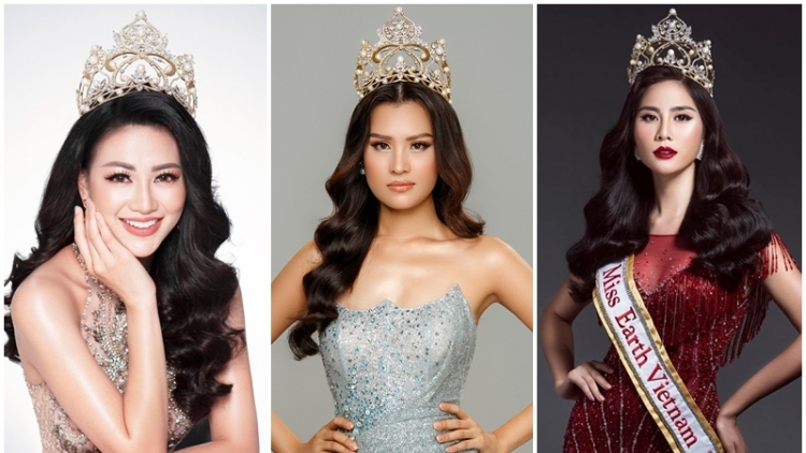 Phương Khánh, Hoàng Hạnh truyền kinh nghiệm cho Thái Thị Hoa tại Miss Earth 2020