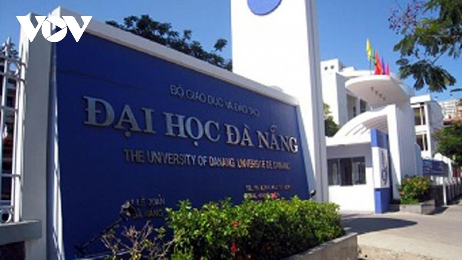 Điểm chuẩn cao nhất vào Đại học Đà Nẵng là 27,5 điểm