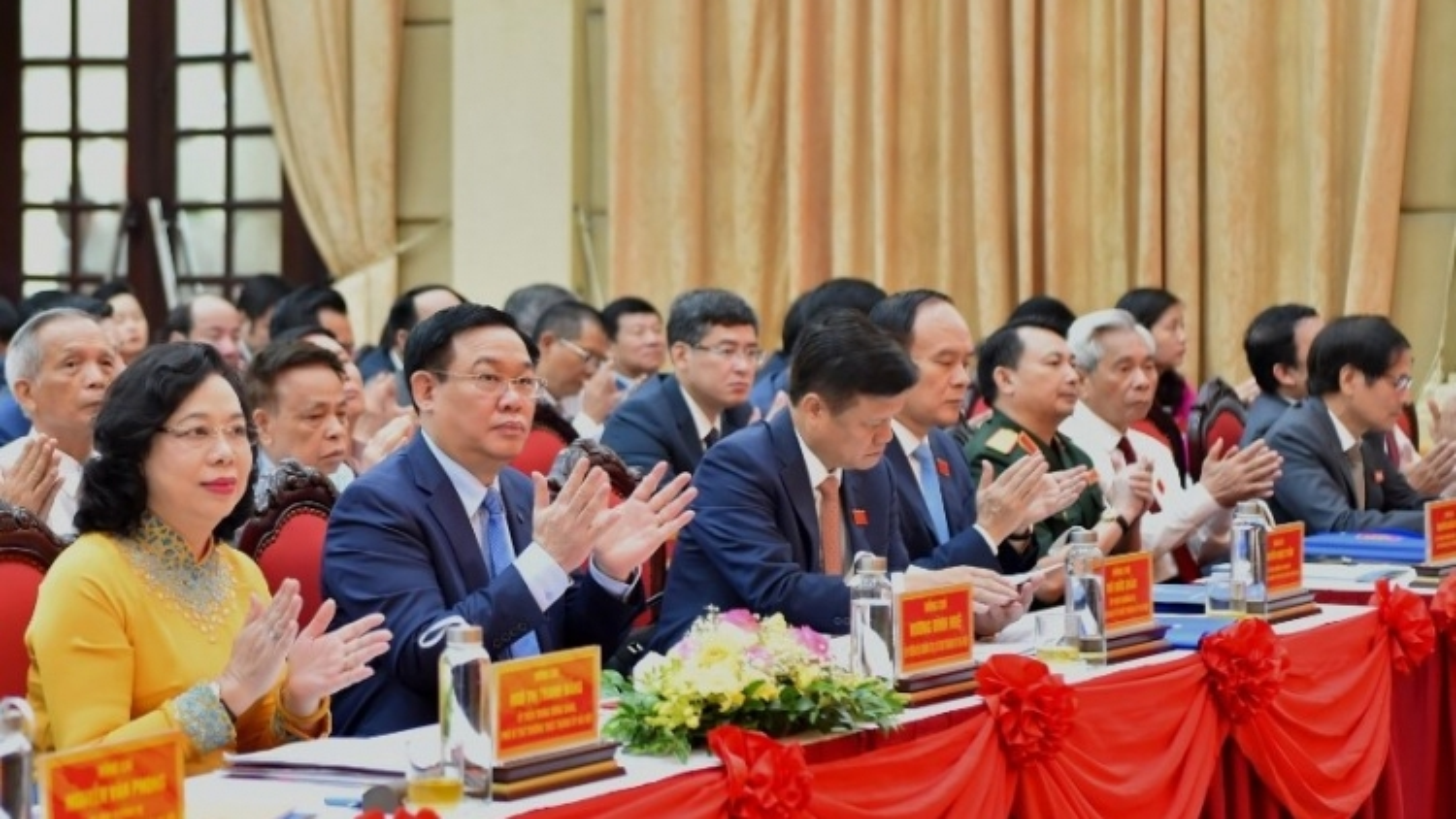 Hà Nội đánh giá rất kỹ nhân sự Đại hội Đảng bộ