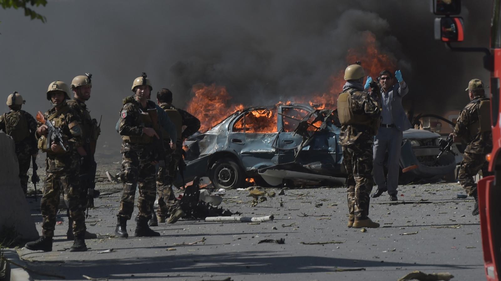 Đánh bom liều chết tại trung tâm giáo dục ở Afghanistan làm 24 người thiệt mạng