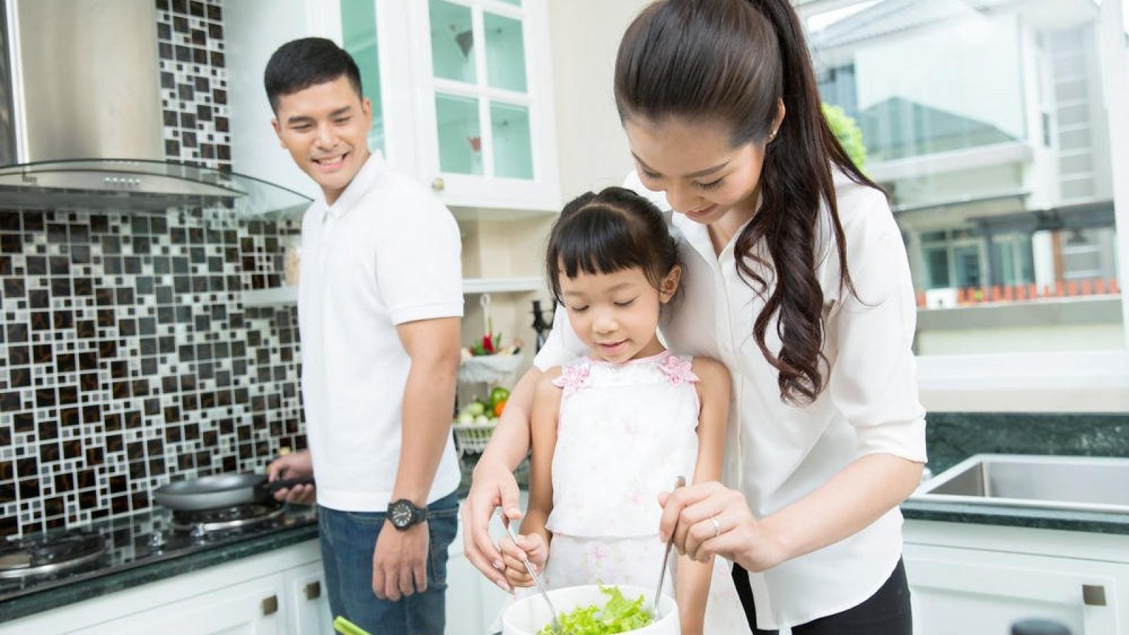 Bí quyết giúp trẻ thông minh và ngoan ngoãn nhờ những điều ba mẹ dạy trước khi 4 tuổi