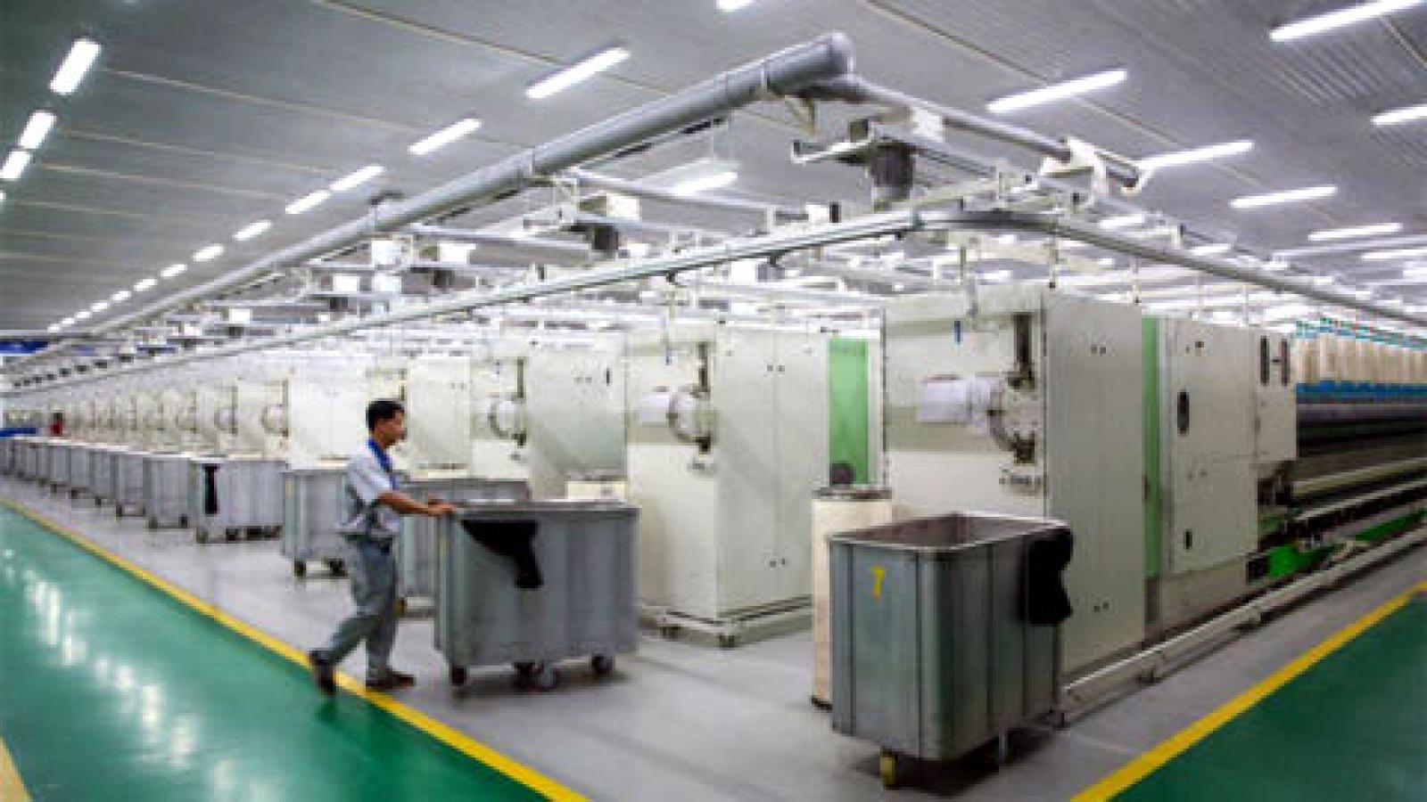 TPM giúp nâng cao năng suất thiết bị, chất lượng sản phẩm