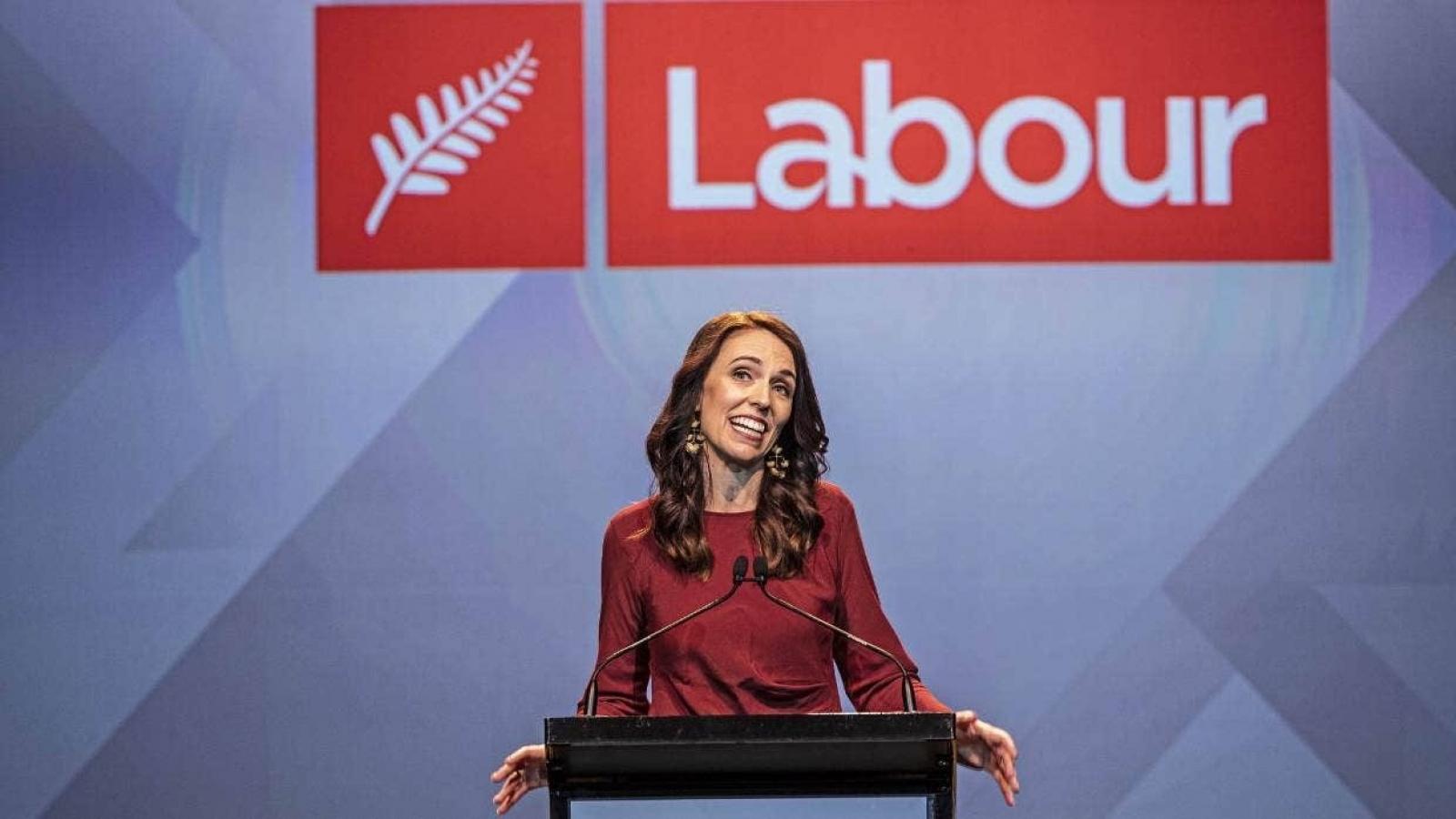 Thủ tướng New Zealand để ngỏ khả năng thành lập chính phủ liên minh