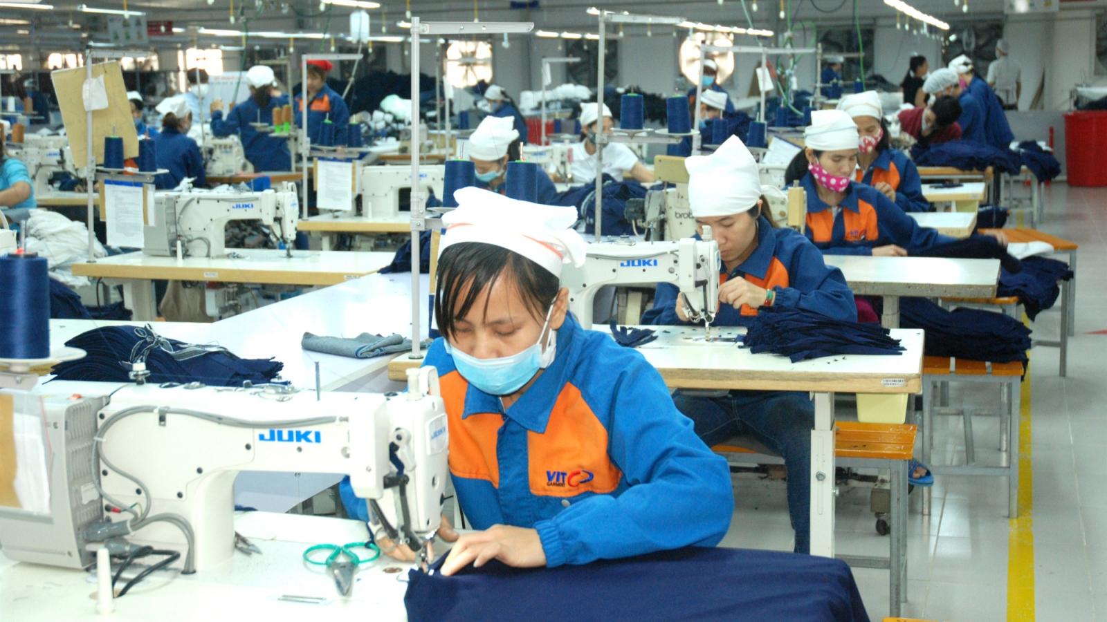 Thị trường lao động việc làm có nhiều khởi sắc sau khi kiểm soát được dịch Covid-19