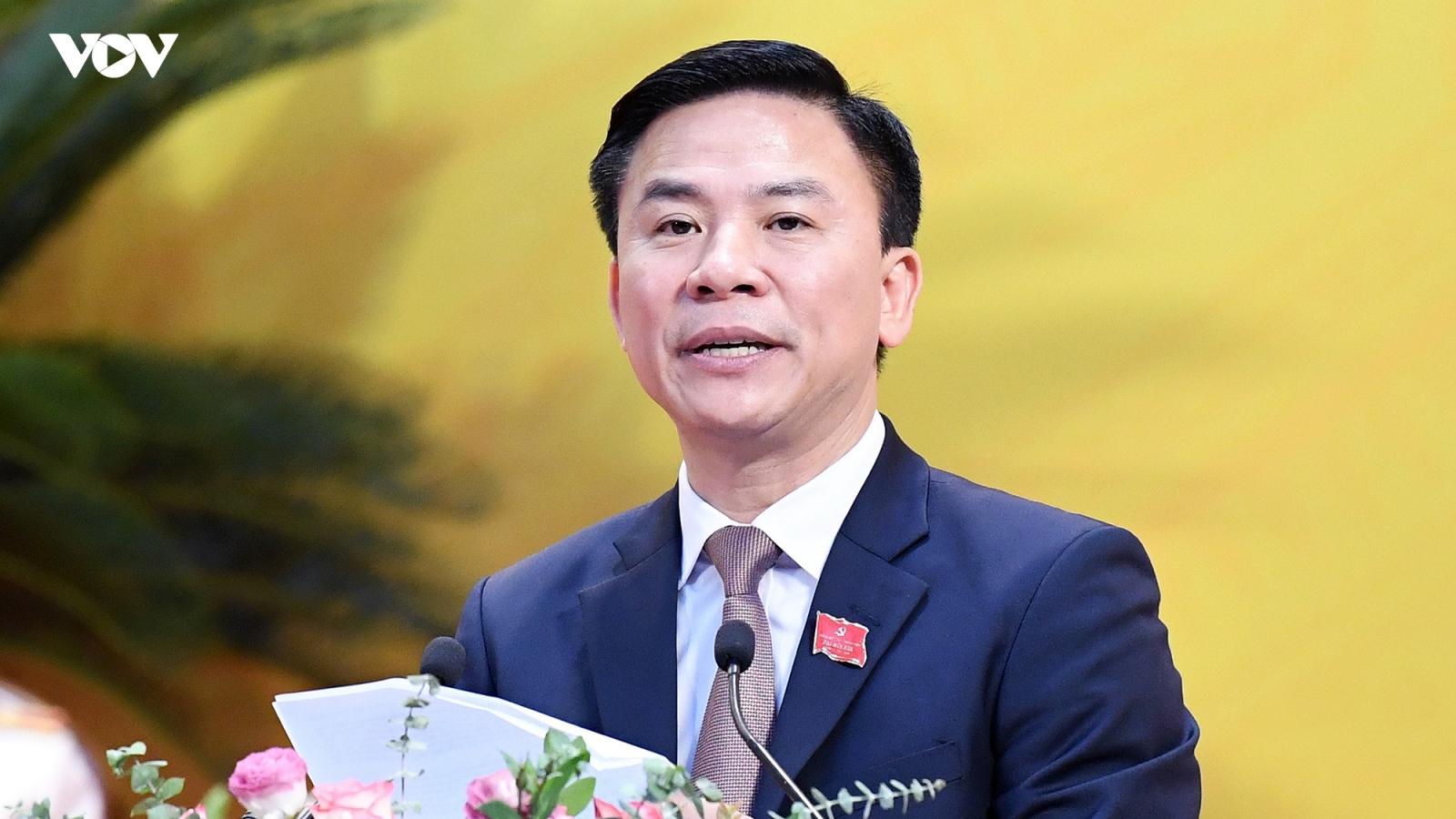 Ông Đỗ Trọng Hưng trúng cử Bí thư Tỉnh uỷ Thanh Hoá nhiệm kỳ 2020-2025
