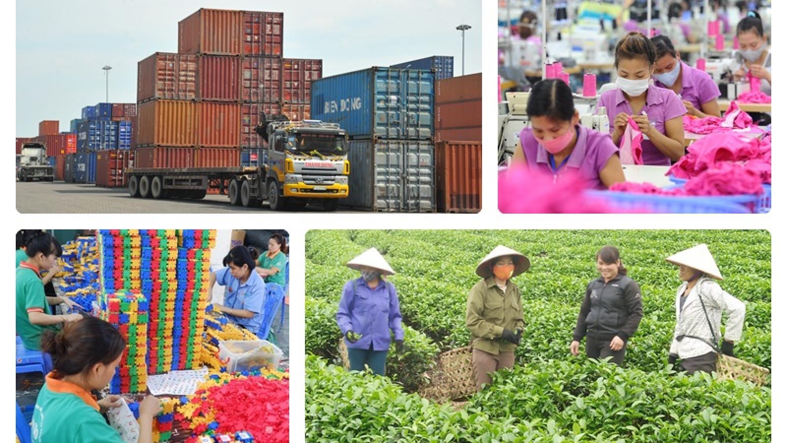 Việt Nam có thể trở thành nền kinh tế lớn thứ 4 trong khối ASEANnăm 2020