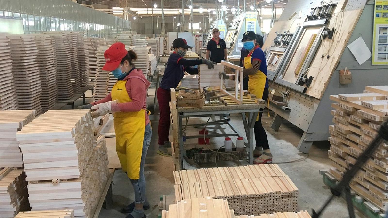 Ngành gỗ Bình Định tìm cơ hội từ Hiệp định EVFTA
