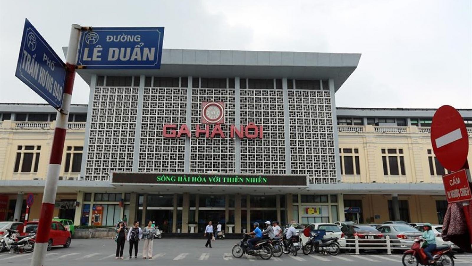 """Đường sắt Hà Nội mở bán """"trả góp"""" vé tàu Tết Nguyên đán Tân Sửu 2021"""