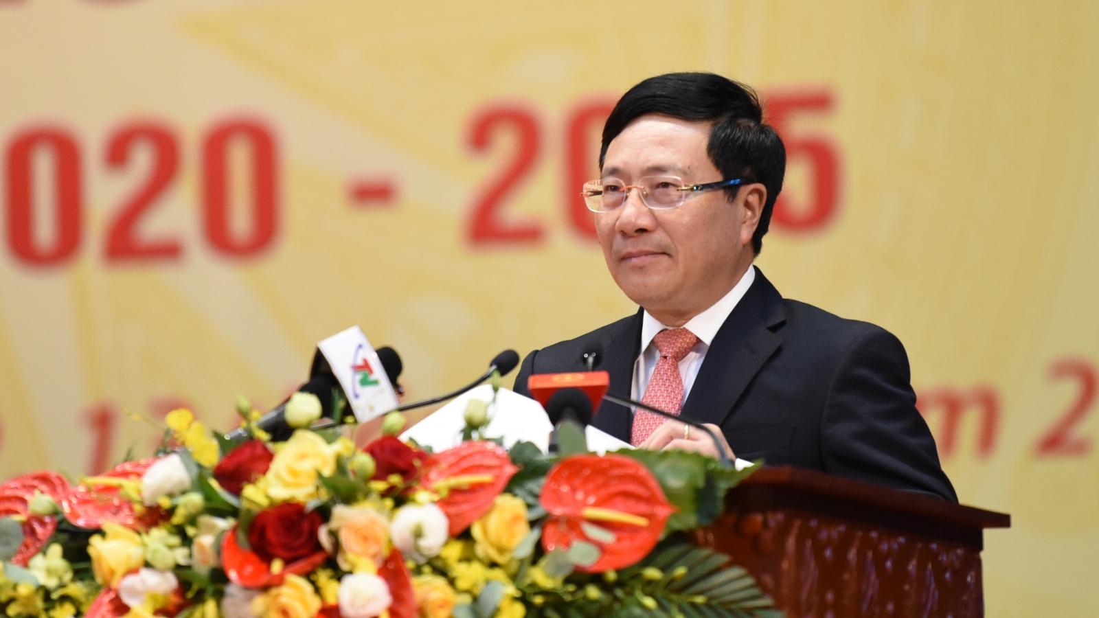 Thái Nguyên cần sớm trở thành tỉnh công nghiệp theo hướng hiện đại