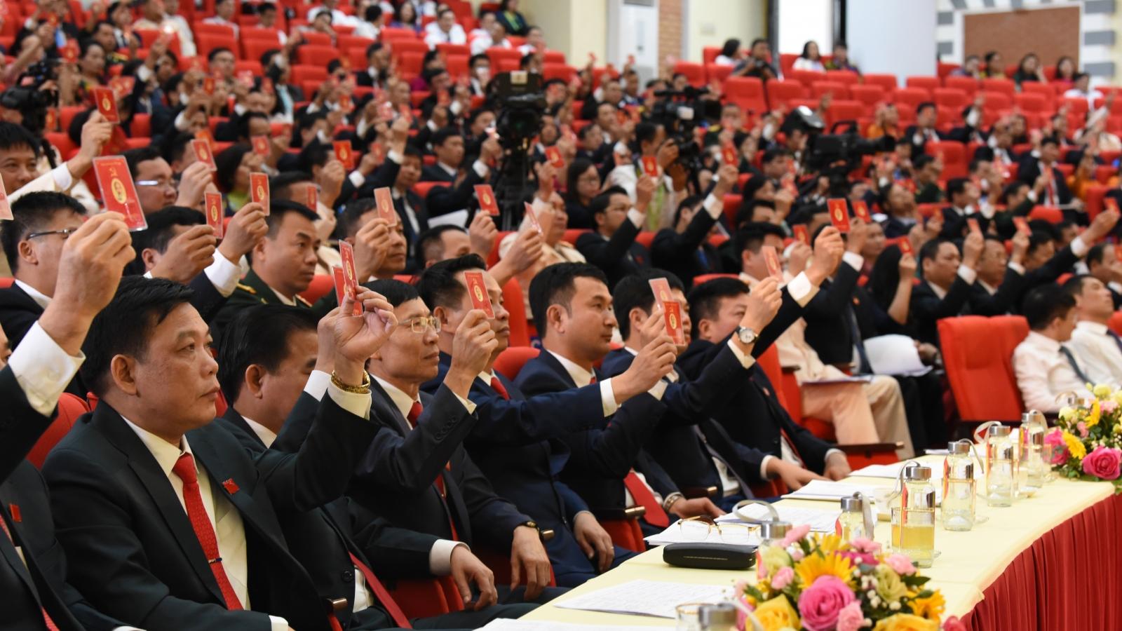 Hôm nay, hơn 10 tỉnh, thành khai mạc Đại hội Đảng bộ nhiệm kỳ 2020-2025