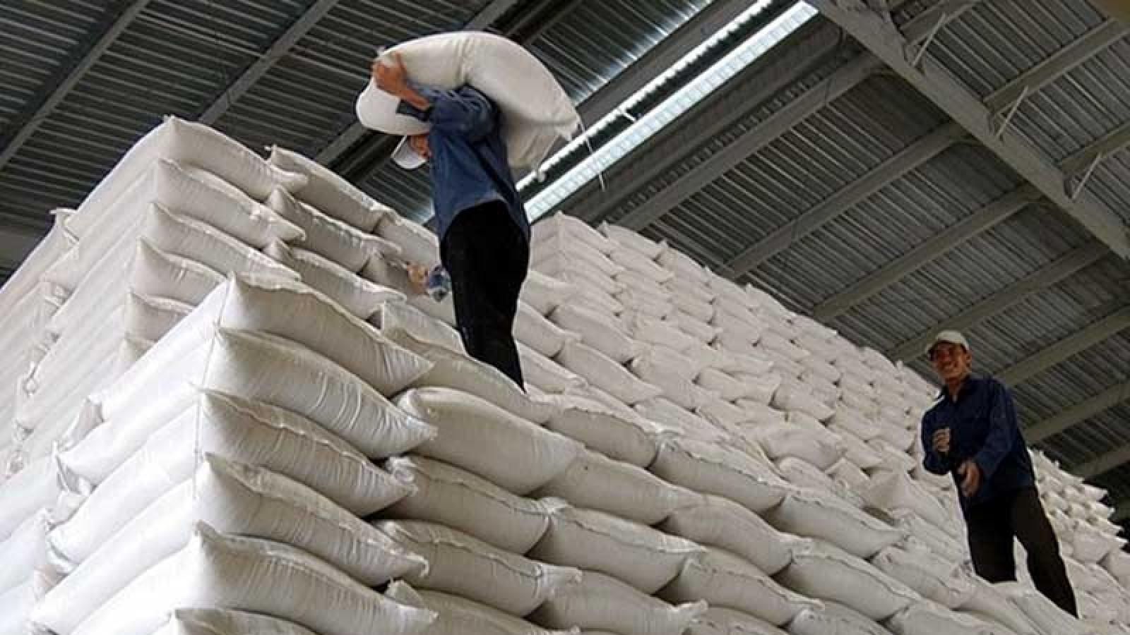 Bổ sung 274 tỷ đồng mua bù gạo dự trữ quốc gia