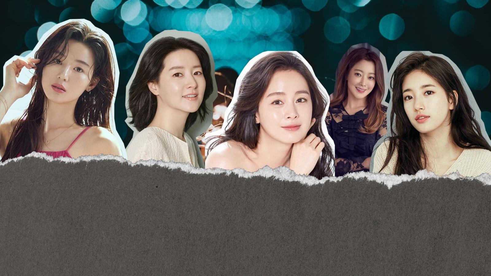 """Top 10 """"tường thành"""" nhan sắc hàng đầu xứ Hàn"""