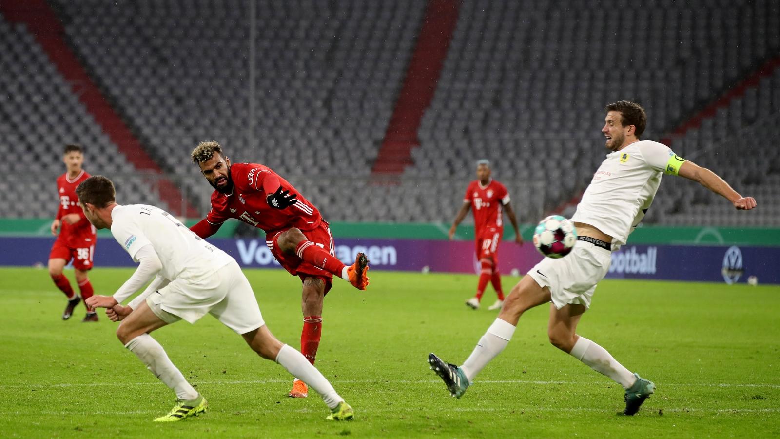 Bayern Munich đá 2 trận đấu liên tiếp chỉ trong 2 ngày