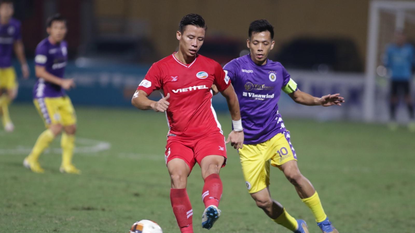 Toàn cảnh Viettel 0-0 Hà Nội FC: Bữa tiệc thiếu món chính