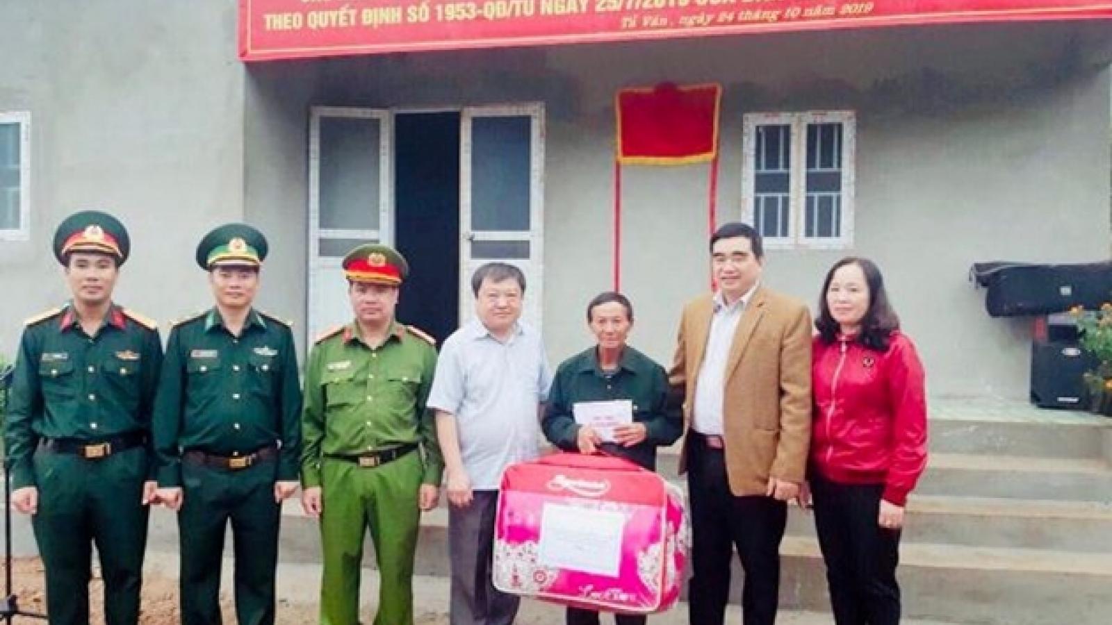 Xây dựng 10.000 nhà ở cho đồng bào nghèo-dấu ấn của nhiệm kỳ Đảng bộ tỉnh Hà Giang