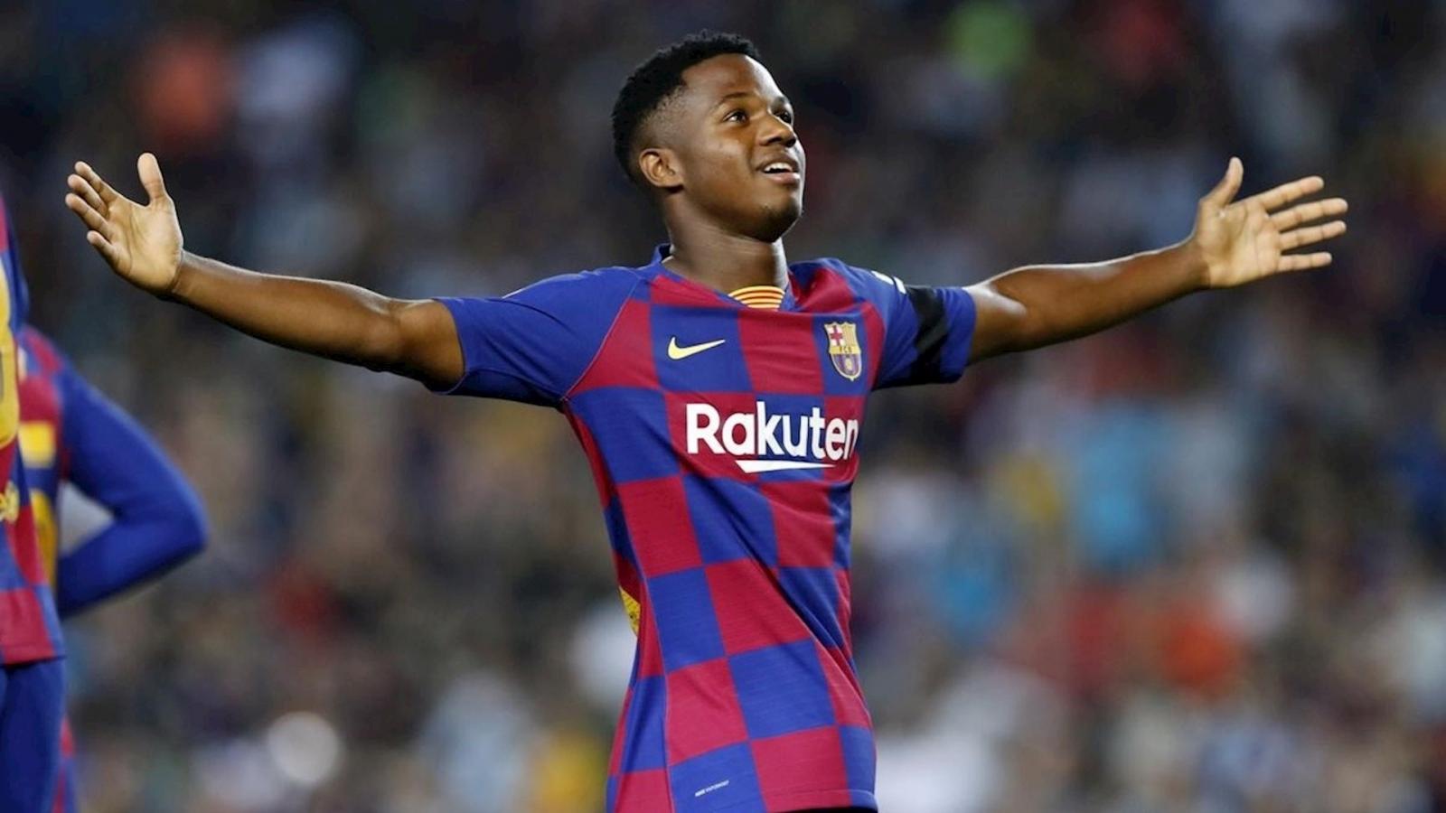 Vượt mặt Messi, sao trẻ Barca xuất sắc nhất La Liga tháng 9