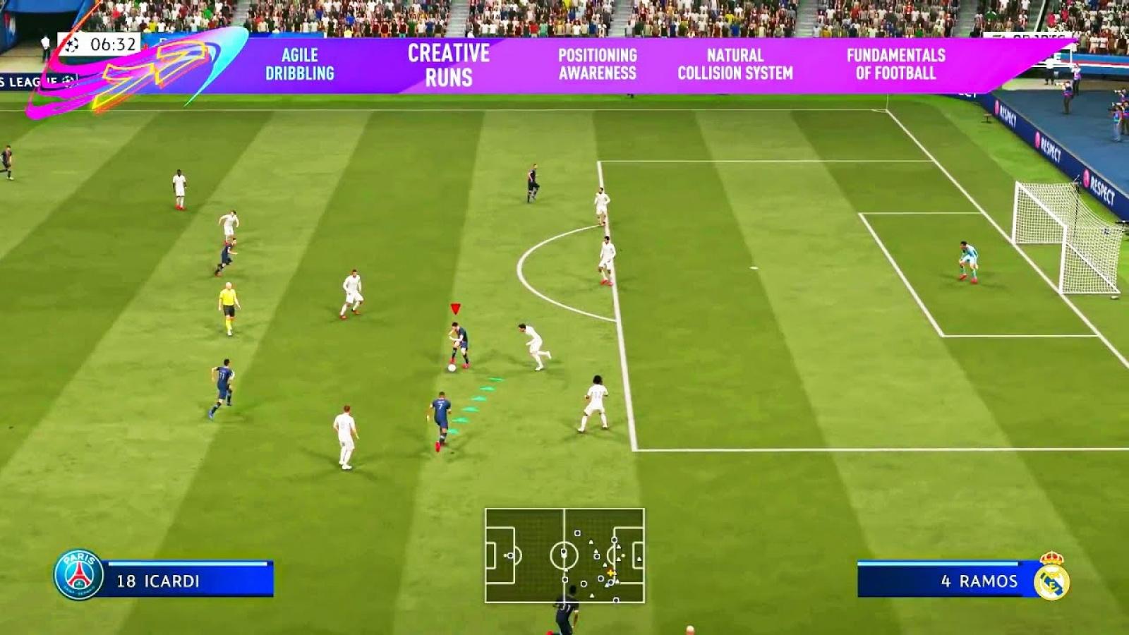 """VIDEO: Những pha bóng """"cười ra nước mắt"""" trong FIFA 21"""
