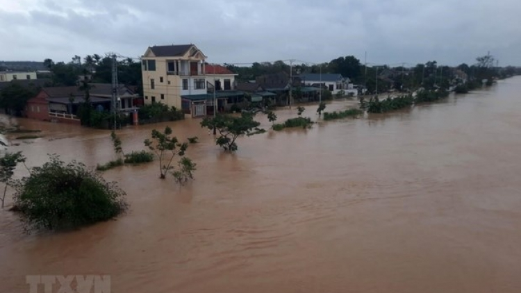 Vietnam thanks int'l organisations for disaster relief