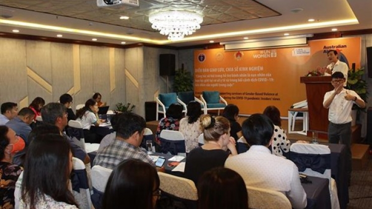 Forum seeks to improve social work in support of gender-based violence victims